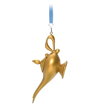 Disney Ornament - Magic Genie Lamp - Aladdin