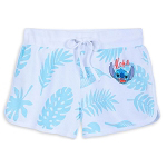 Disney Women's Shorts - Stitch Aloha