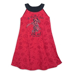 Disney Girls Dress - Pirates of the Caribbean - Yo Ho A Pirate's Life For Me - Minnie Mouse