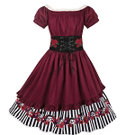 Disney Dress Shop Dress - Redd - Pirates of the Caribbean