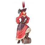 Disney Ornament - Redd - Pirates of the Caribbean