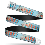 Disney Designer Seatbelt Belt - Forky - I'm Homemade - Toy Story 4