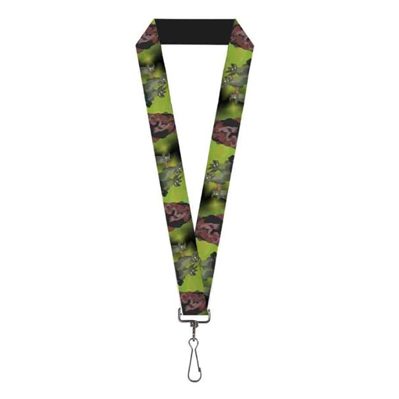 King of the hill lanyard