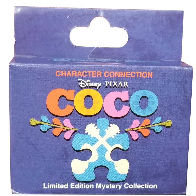 Disney Mystery Puzzle Piece Pin - Coco - Blind Box