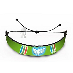 Disney Designer Drawstring Bracelet - Buzz Lightyear Space Ranger Wings Icons