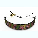 Disney Designer Drawstring Bracelet - Scar with Mouse - Lion King Villain