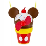 Disney Cooling Fan - Mickey Mouse Ice Cream Cone