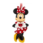 Disney Ornament - Minnie Mouse Making Heart Shape with Hands