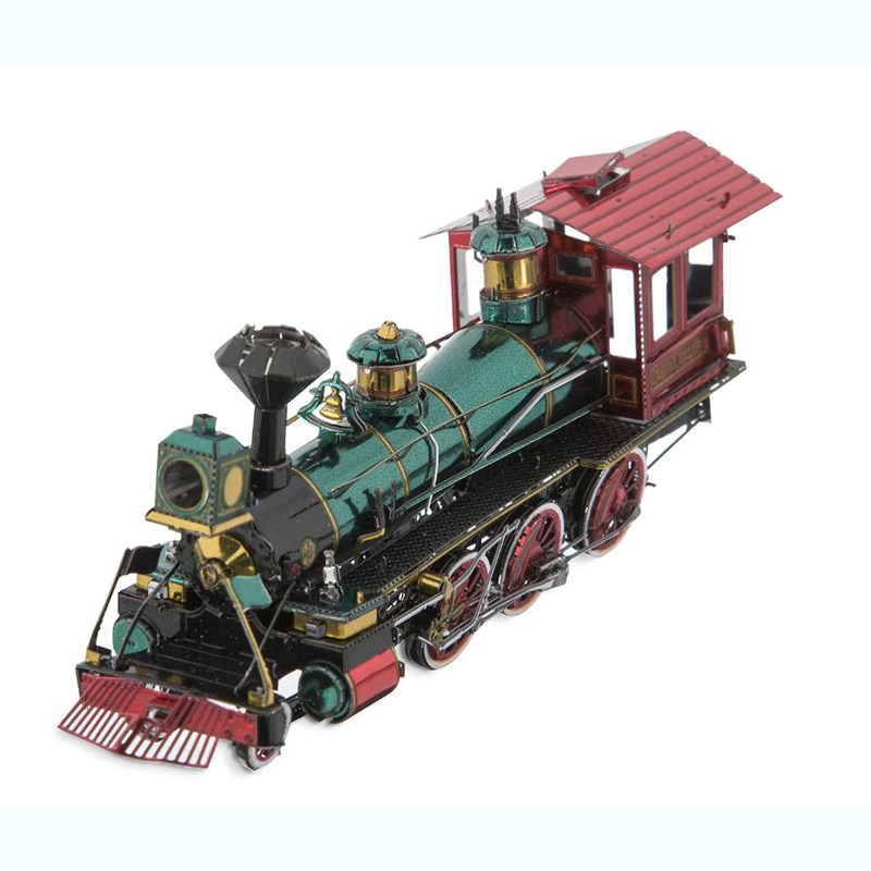 Disney 3D Model Kit - Disneyland Train