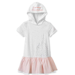 Disney Girls Dress - If You Need Me I'll Be In My Castle - Cinderella's Castle - Hooded