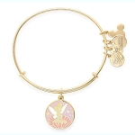 Disney Alex and Ani Bracelet - Tinker Bell - Gold