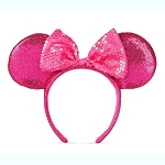 Disney Minnie Ears Headband - Imagination Pink