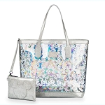 Disney Tote Bag - Mickey Mouse - Magic Mirror Metallic