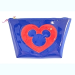 Disney Pouch - Mickey Icon - Heart