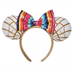 Disney Minnie Ears Headband - Pan Dulce - Mexico - Epcot
