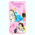 Disney Pressed Coin Book - Princesses - The Adventure is On