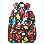 Disney Backpack - Mickey Mouse - Abstract