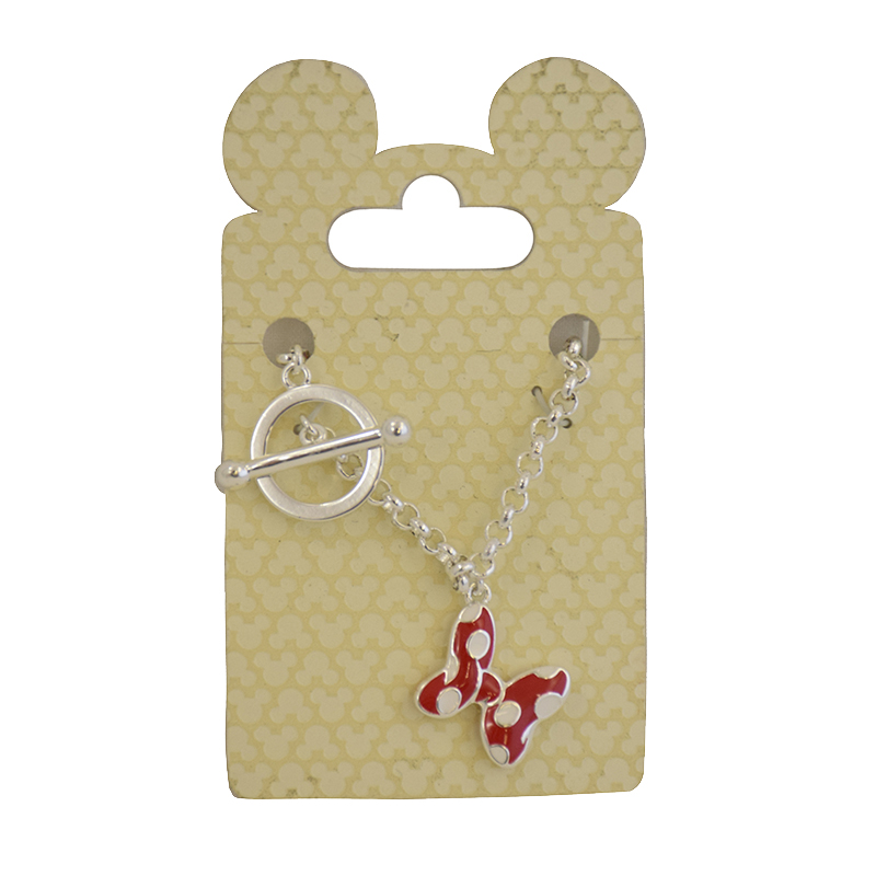 Disney Bracelet - Minnie Mouse Bow