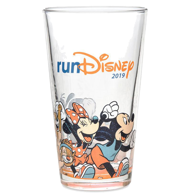Disney Tumbler - Mickey & Friends - runDisney 2019