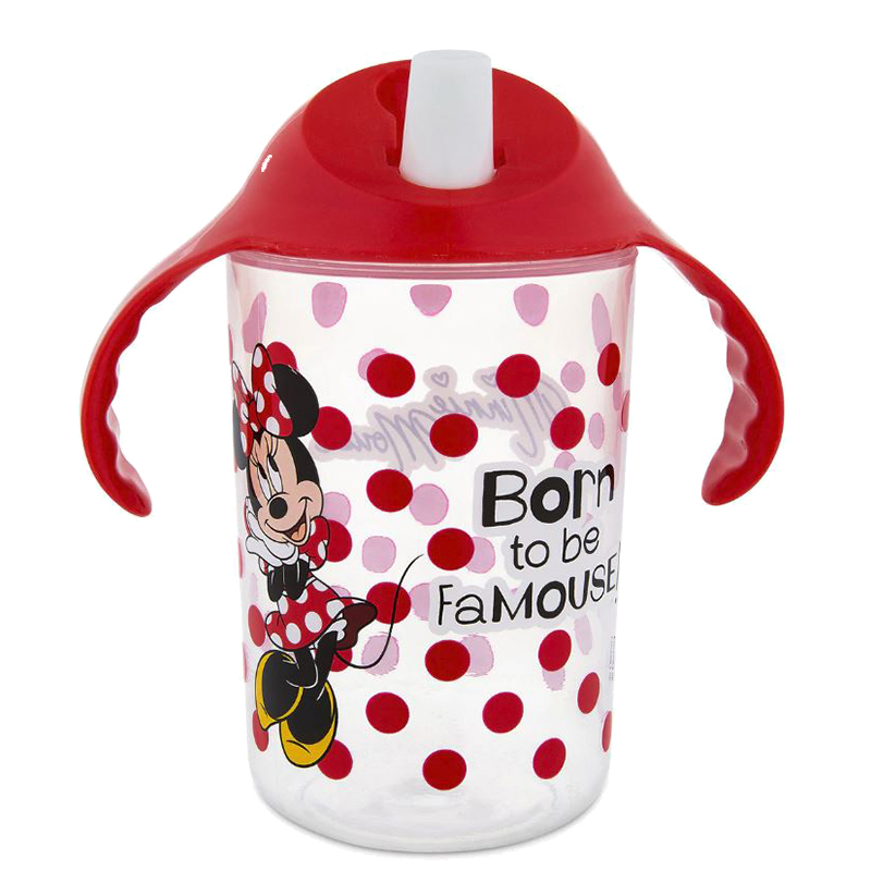 Disney Sippy Cup - Minnie Mouse - Born to be FaMOUSE
