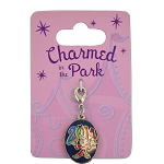 Disney Dangle Charm - Charmed In The Park - Sorcerer Mickey - 2014 Logo