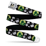 Disney Designer Seatbelt Belt - Nightmare Before Christmas Oogie Boogie