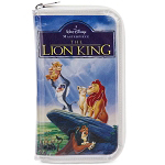 Disney Bag - The Lion King VHS Case - Clutch