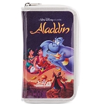 Disney Bag - Aladdin VHS Case - Clutch