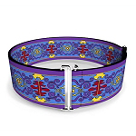 Disney Designer Cinch Waist Belt - Aladdin Magic Carpet Tapestry