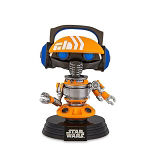 Disney Funko Pop Vinyl Figure - DJ R3X - Star Wars Galaxy's Edge