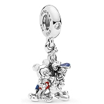 Disney Pandora Charm - Mickey Mouse and Friends