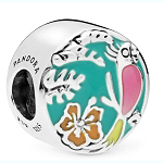 Disney Pandora Charm - Enchanted Tiki Room