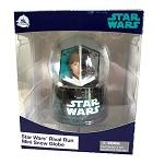 Disney Mini Snowglobe - Star Wars Rival Run - Luke Skywalker / Darth Vader