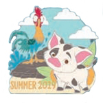 Disney Summer Pin - Summer 2019 PUA