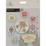 Disney Magnet Set - It's A Small World