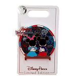 Disney Independence Day Pin - 2019 - Fourth Of July