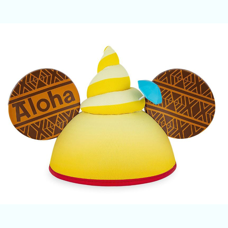 Disney Ear Hat - Pineapple Swirl