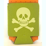 Holiday Beverage Holder - Skull - Pirates Koozie