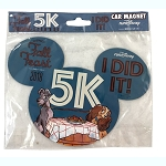 Disney Magnet - Fall Feast 5K - Lady & The Tramp - I DID IT! - 2018
