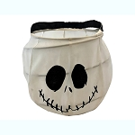 Disney Trick Or Treat Bag - Jack Skellington Pumpkin - Nightmare Before Christmas