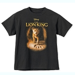 Disney Boys Shirt - Simba - The Lion King 2019 Film