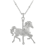 Disney Rebecca Hook Necklace - King Arthur Carrousel