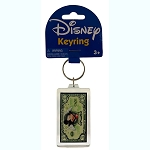 Disney Keychain Keyring - Mickey Mouse - Lucky Money Dollar Bill