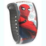 Disney MagicBand 2 Bracelet - Spider-Man Far From Home - Limited Edition