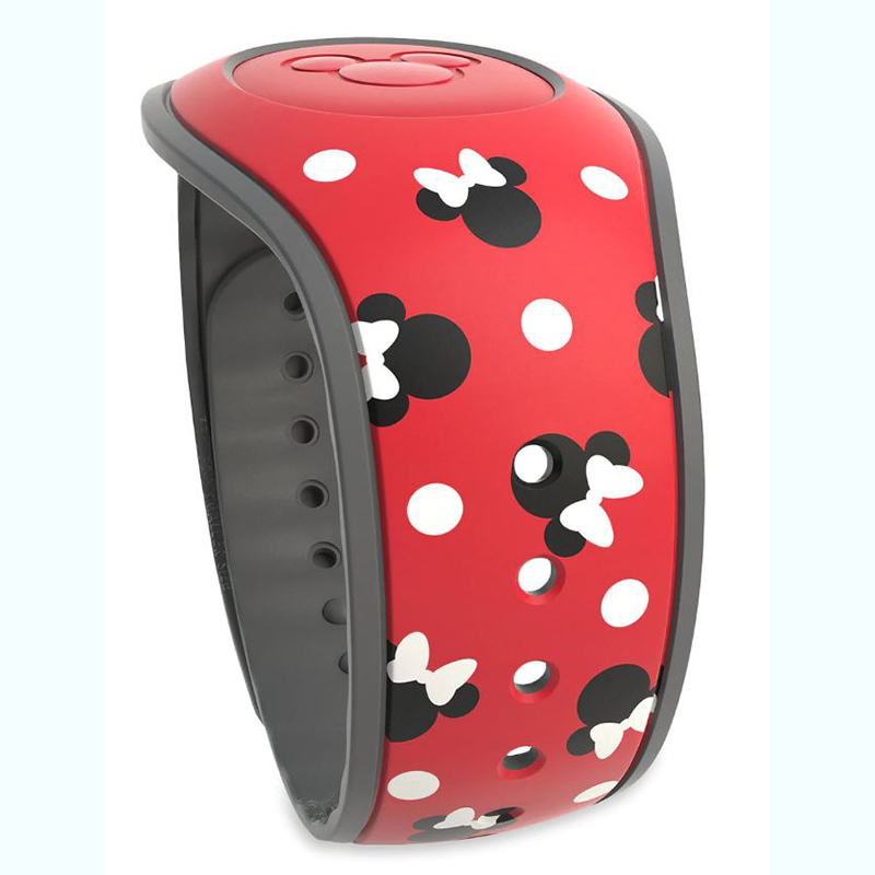 Disney MagicBand 2 Bracelet - Minnie Mouse Icon