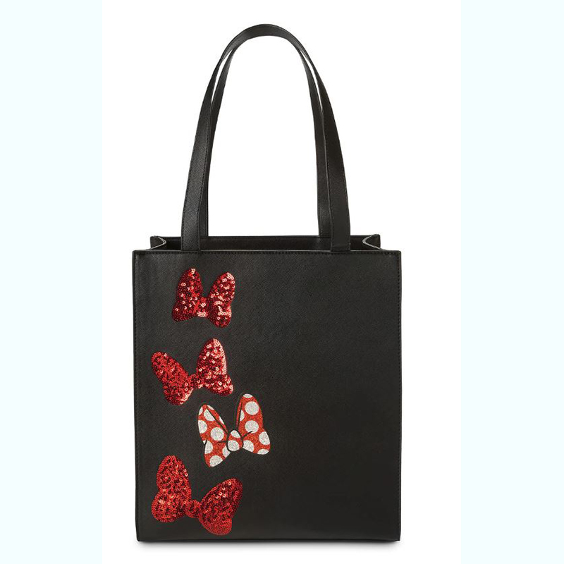Disney Tote Bag - Minnie Mouse Sequined