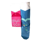 Disney Socks - Sleeping Beauty Good Fairies - Make It Pink / Blue