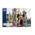 Disney Postcard Pack - Disney Parks