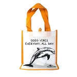 SeaWorld Reusable Tote Bag - Good Vibes Everyday All Day