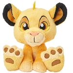 Disney Plush - Simba Big Feet - 10''